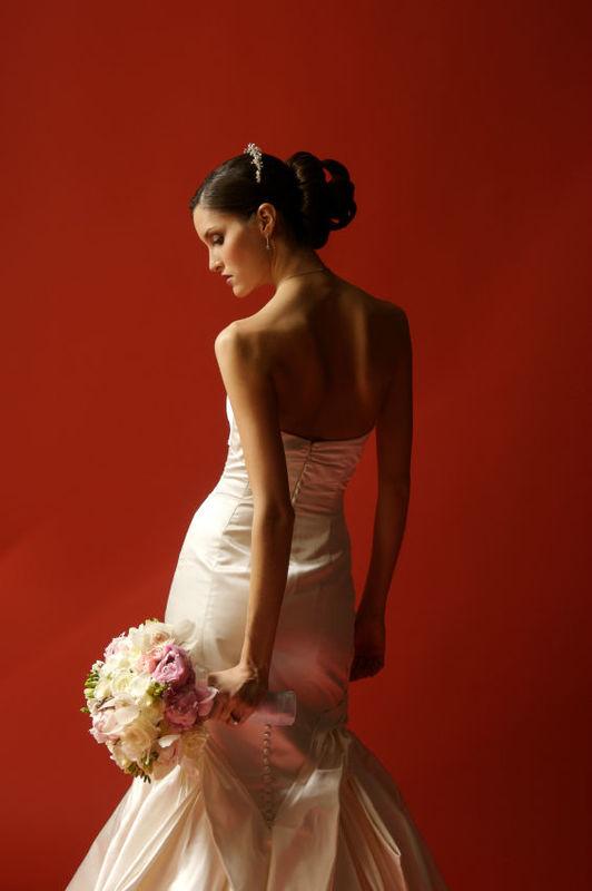 Beispiel: Individuelles Brautstyling, Foto: Art Niveau.