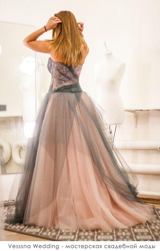 свадебные платья VESSSNA Wedding