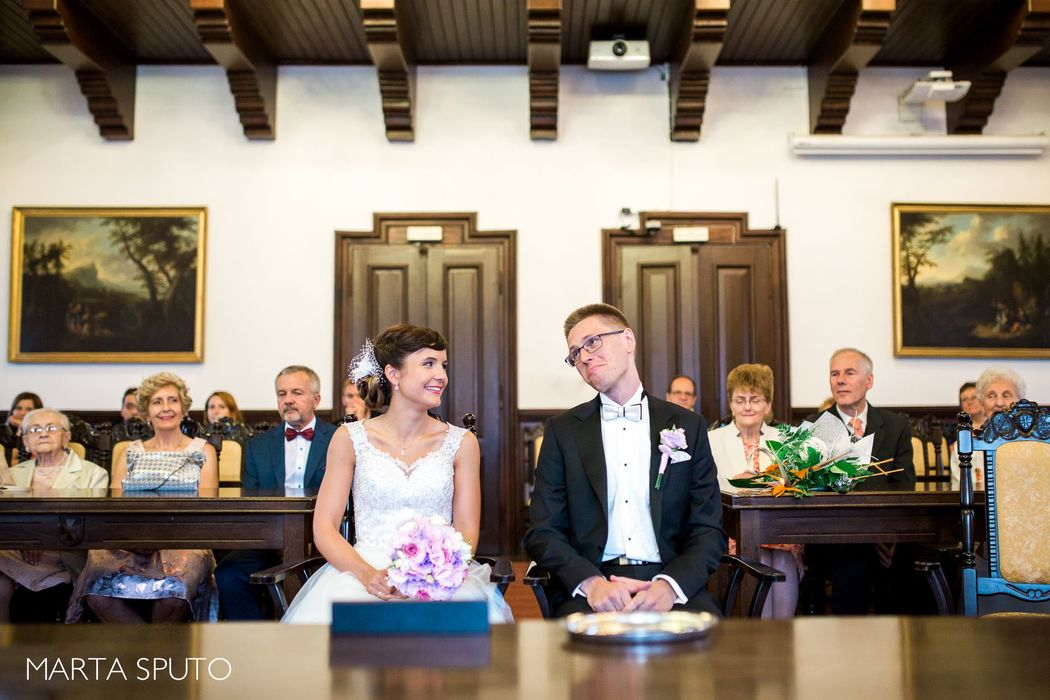 Gabrysia i Marek | Ślub w Rzeszowie