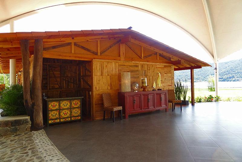 Hridaya Club Garden ubicado en Valle de Bravo