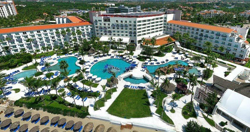 Vista Panorámica Hard Rock Hotel Vallarta