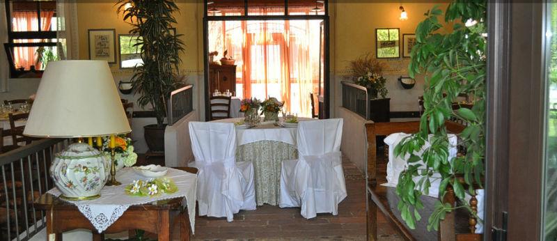 Tavolo degli sposi - Cascina di Mezzo