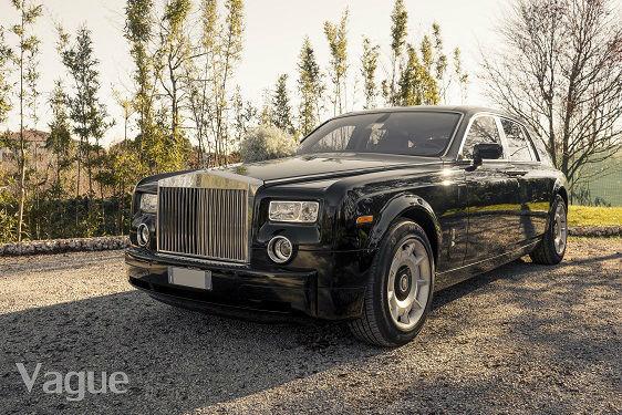 Rolls Royce Phantom Noleggio Matrimoni Monza Como Lecco Milano Bergamo