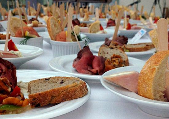 Beispiel: Herzhaftes Dinner, Foto: Felmayer's Gastwirtschaft.