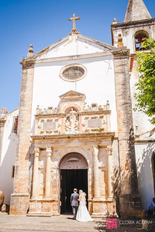 Igreja Sta. Maria - Óbidos
