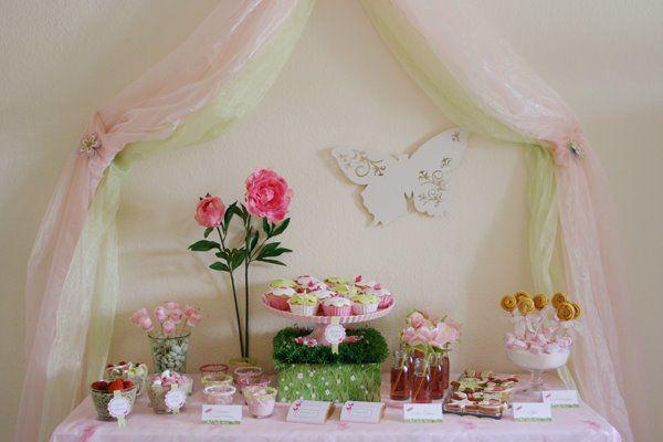Beispiel: Feen und Elfen, Foto: Sweet Candy Table.