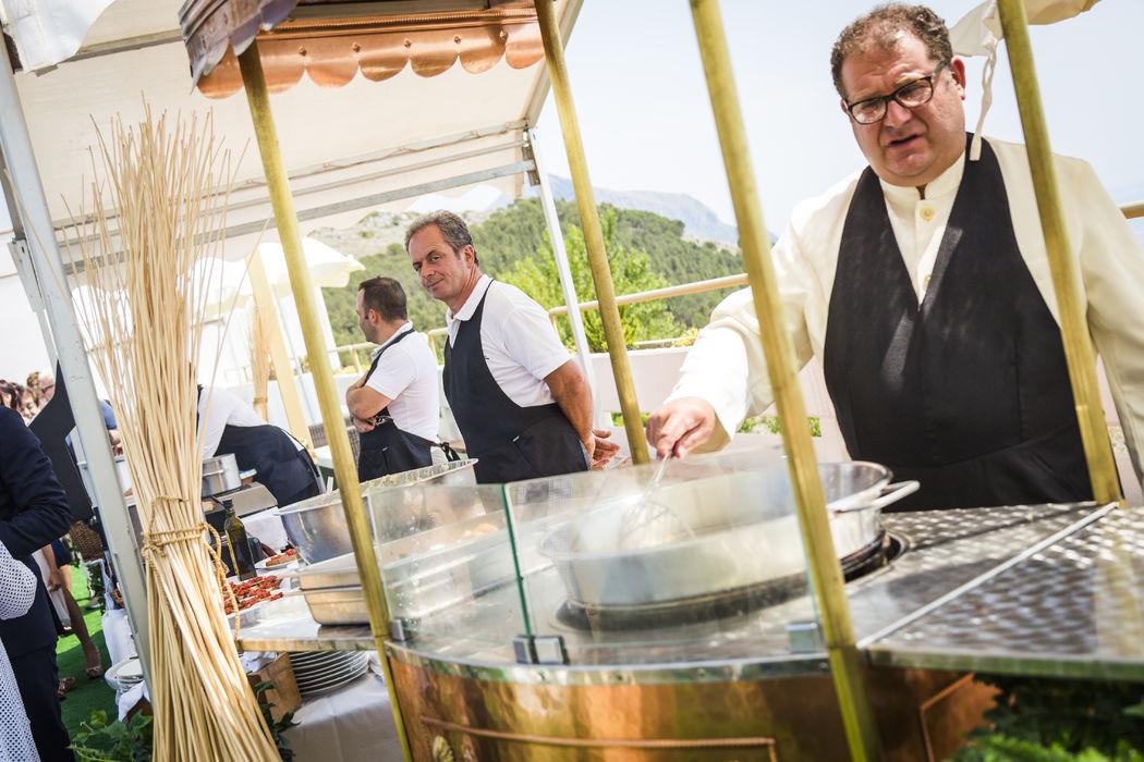 Grand Hotel Pianeta Maratea - il buffet    - photo: http://www.ndphoto.it/
