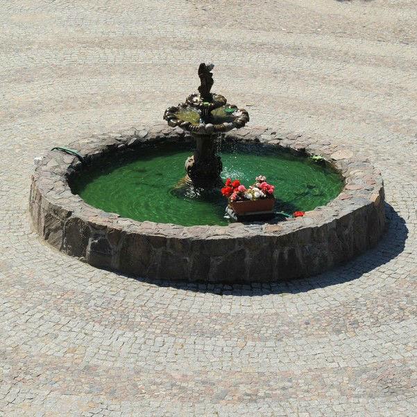 Urocza fontanna