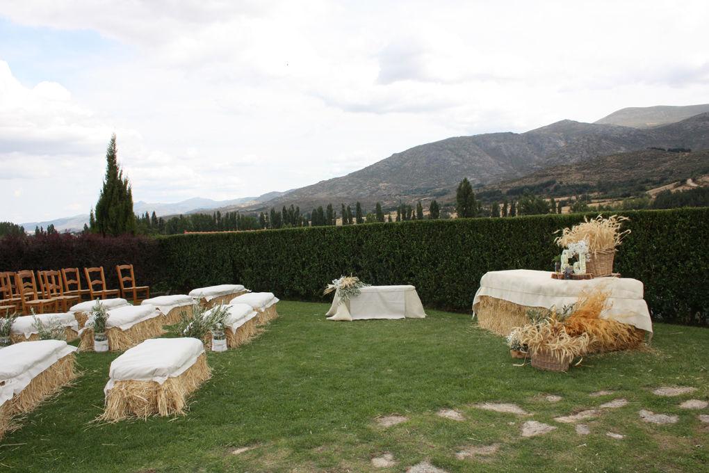 Ceremonia Civil Campestre
