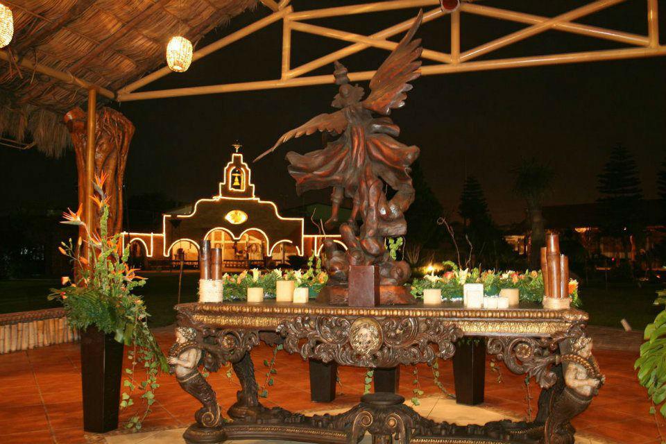 Hacienda Los Pozos para bodas en Guadalajara
