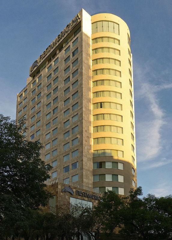 Hotel Fiesta Americana Grand Guadalajara Country Club