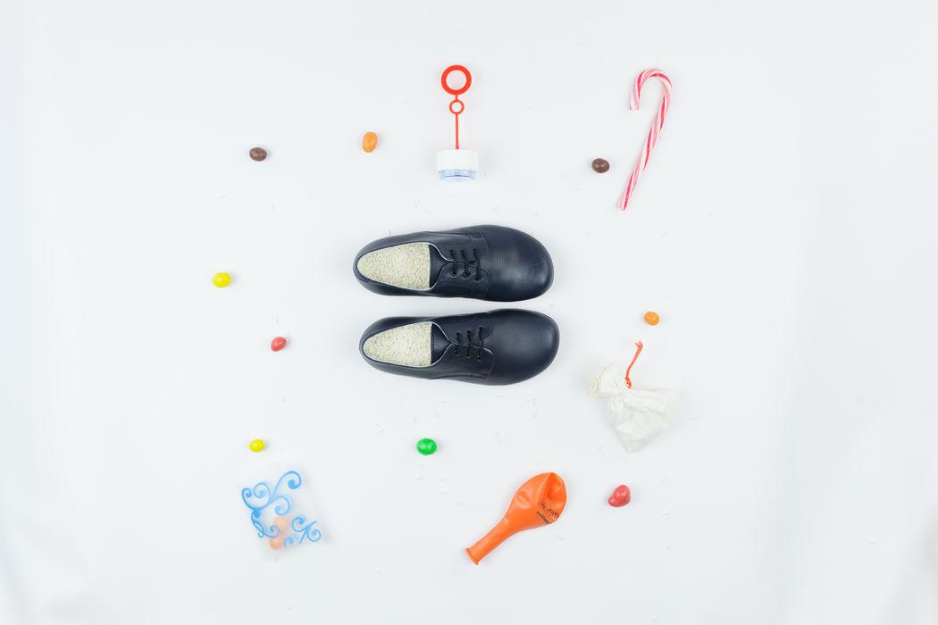 Chaussures enfant cérémonie - La Botte Chantilly