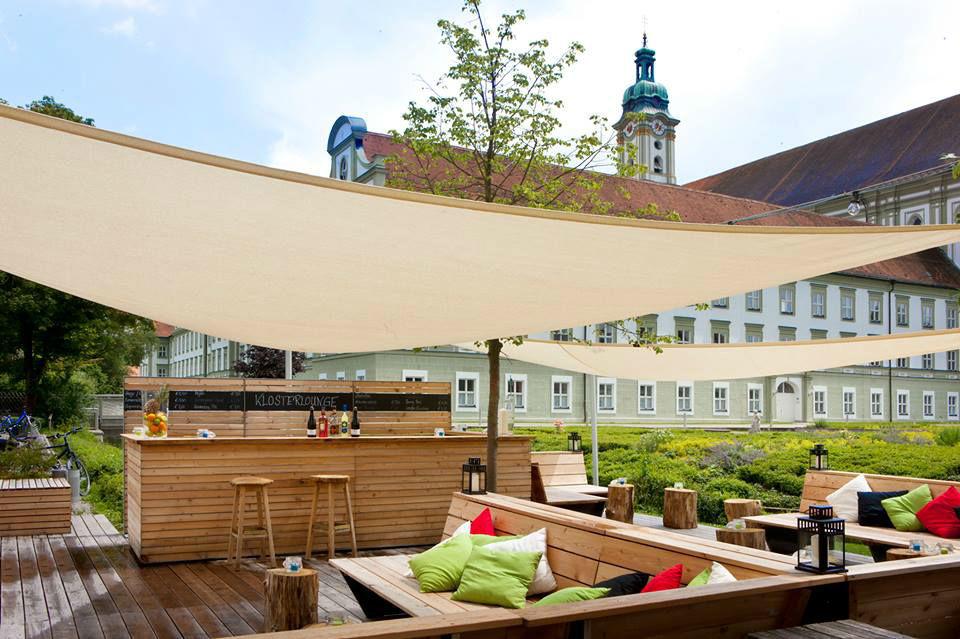 Beispiel: Biergarten / Terrasse, Foto: Fürstenfelder.