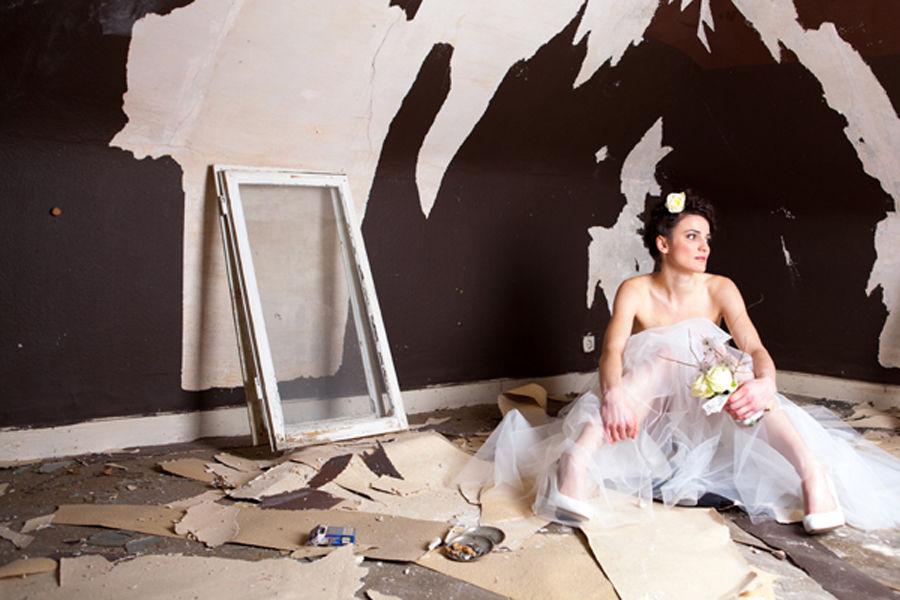 Beispiel: Feine Brautmode, Foto: cees.fashion.