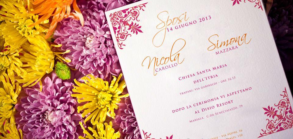Baroque - Partecipazione Thelma & Louise Wedding Invitations