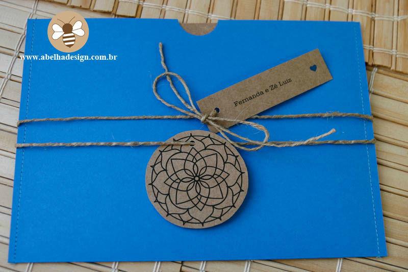 Coleção Mandala  - Modelo Costurado M