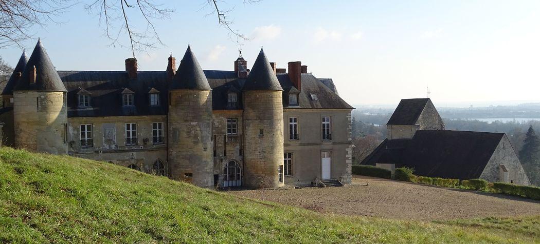Château de Vaux-sur-Seine
