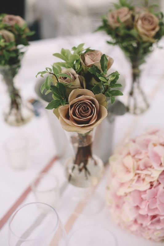 Oui! Fleurs et maison