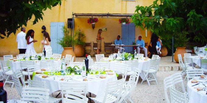 Terrasse - Domaine De Lamaurigue