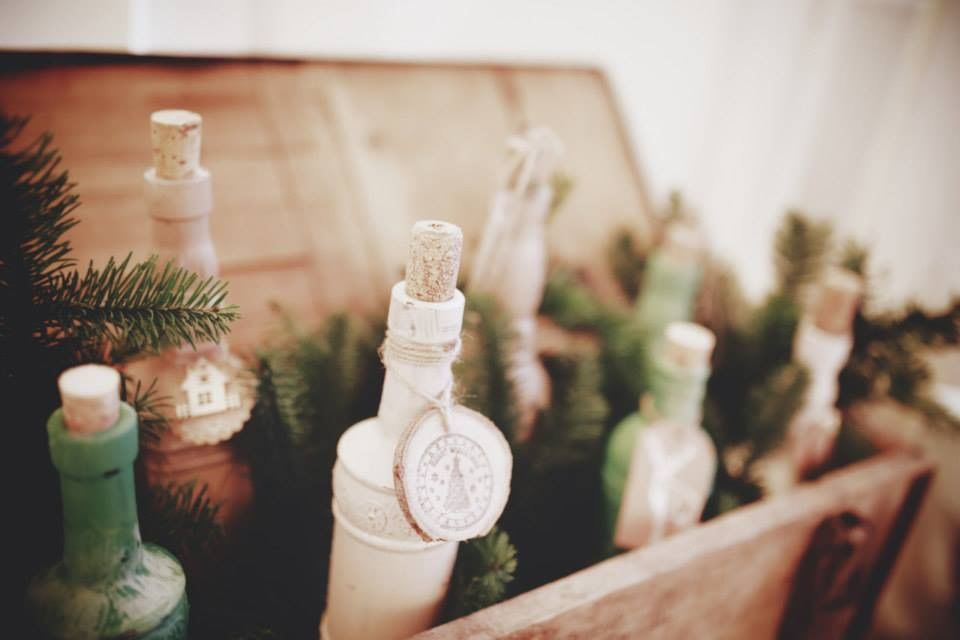 Rustic chic Winter Wedding