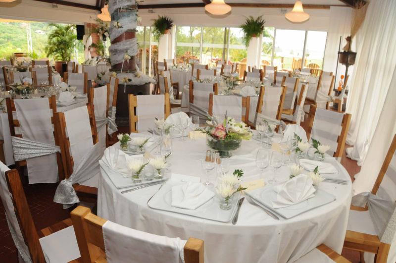 Restaurant le Golf - Martinique
