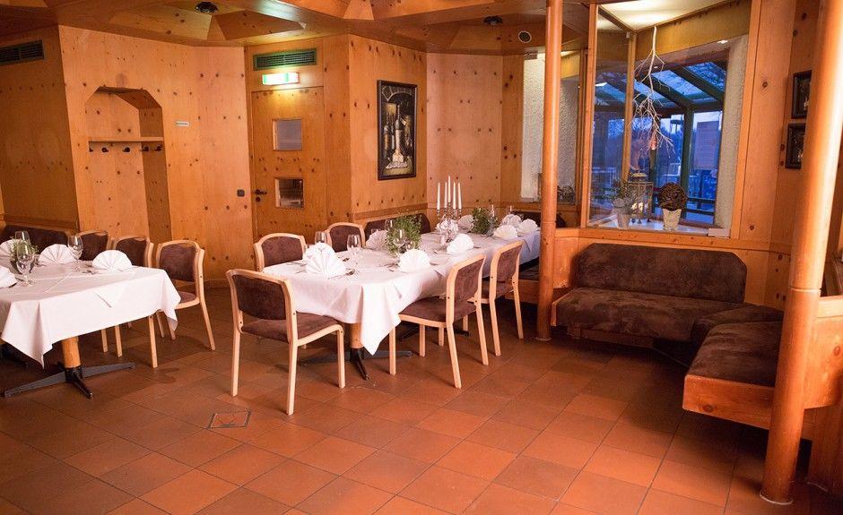 Beispiel: Stüberl, Foto: Wirtshaus am Rosengarten.