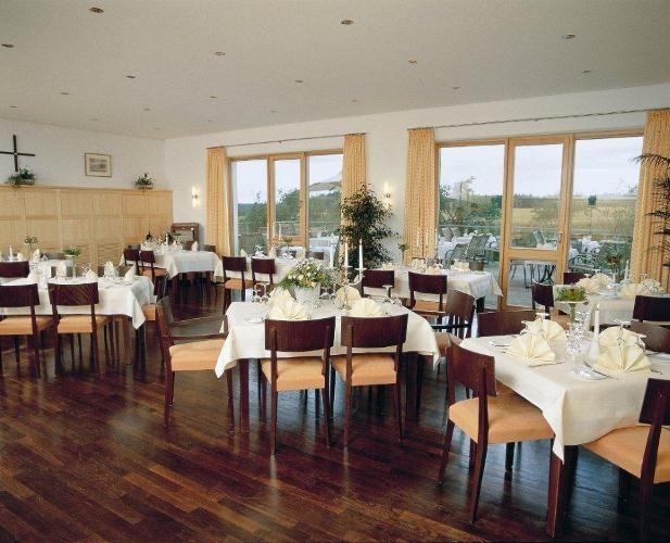 Beispiel: Restaurant, Foto: Klostergasthof Roggenburg.