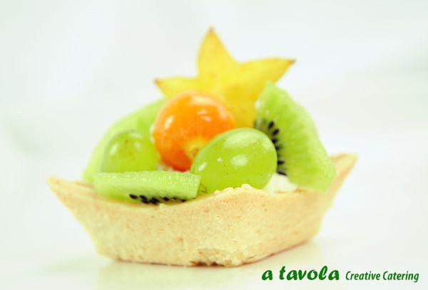 Beispiel: Kreative Süßspeisen, Foto: A Tavola.