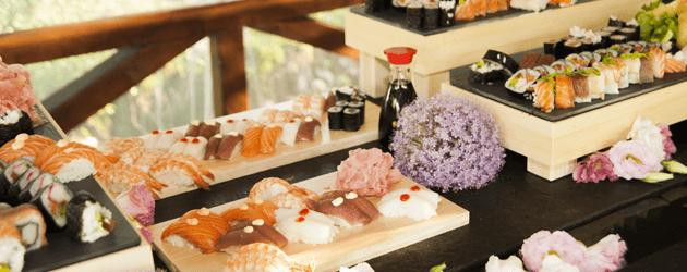 SushiKushi na weselu