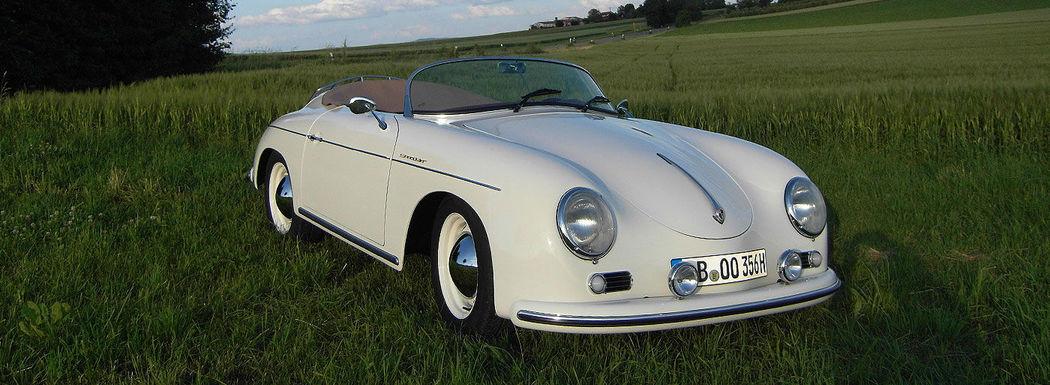 Beispiel: Porsche, Foto: Rent My Classic Car.