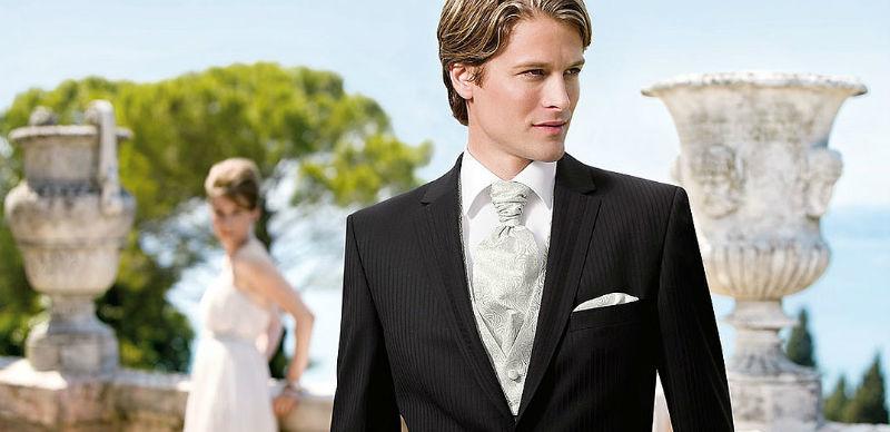Beispiel: Hochzeitsmode für den Herren, Foto: K. For Men.