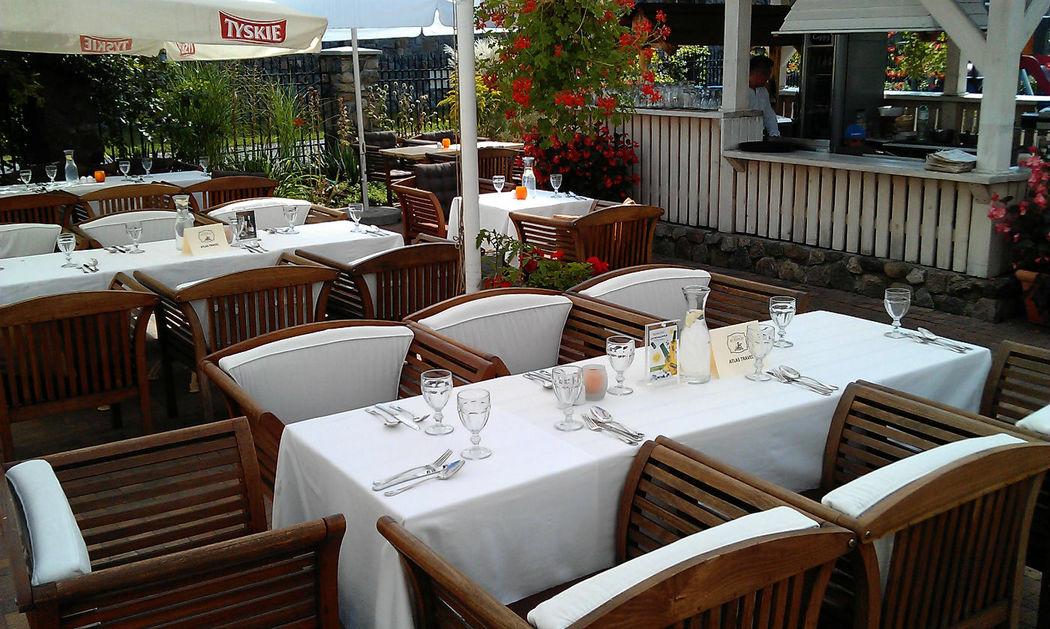 Restauracja Przepis na KOMPOT ogródek grilowy