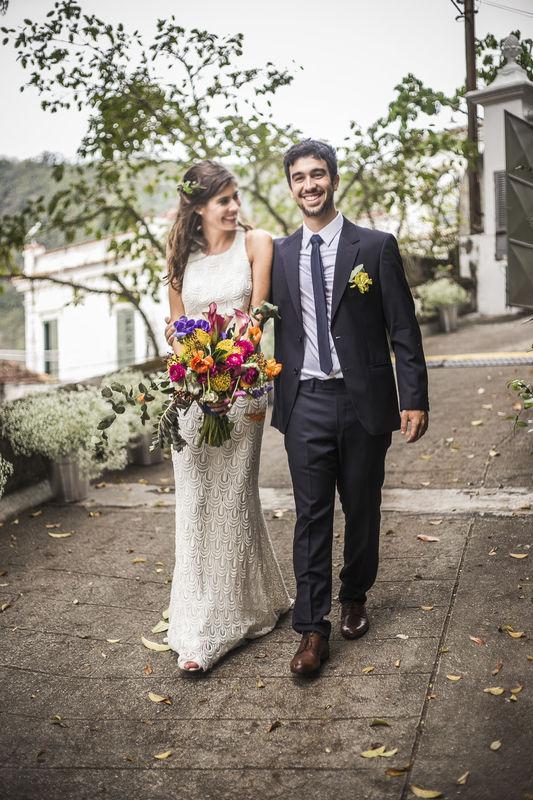 Paula e Caio - Santa Teresa - Rio de Janeiro