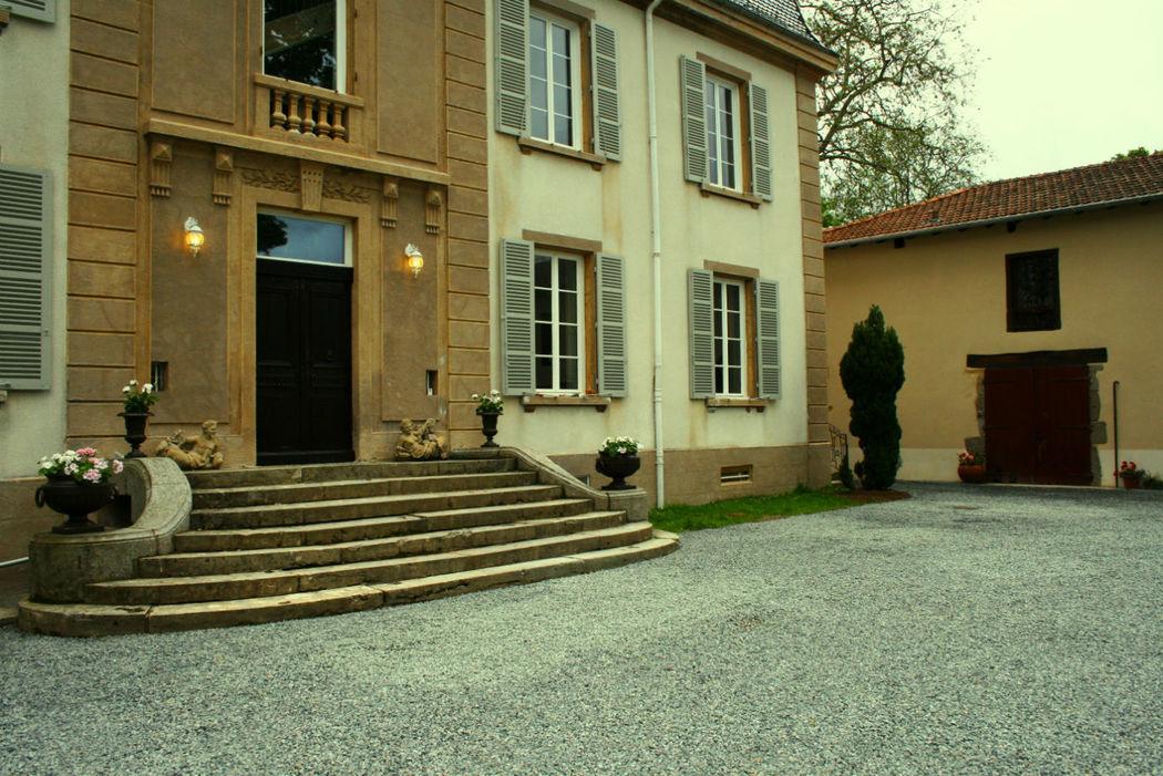 Château de La Bourdelière