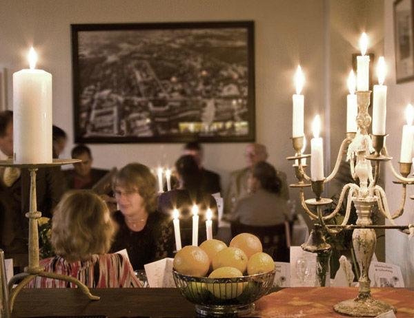 Beispiel: Restaurant, Foto: Hotel Alte Feuerwache.