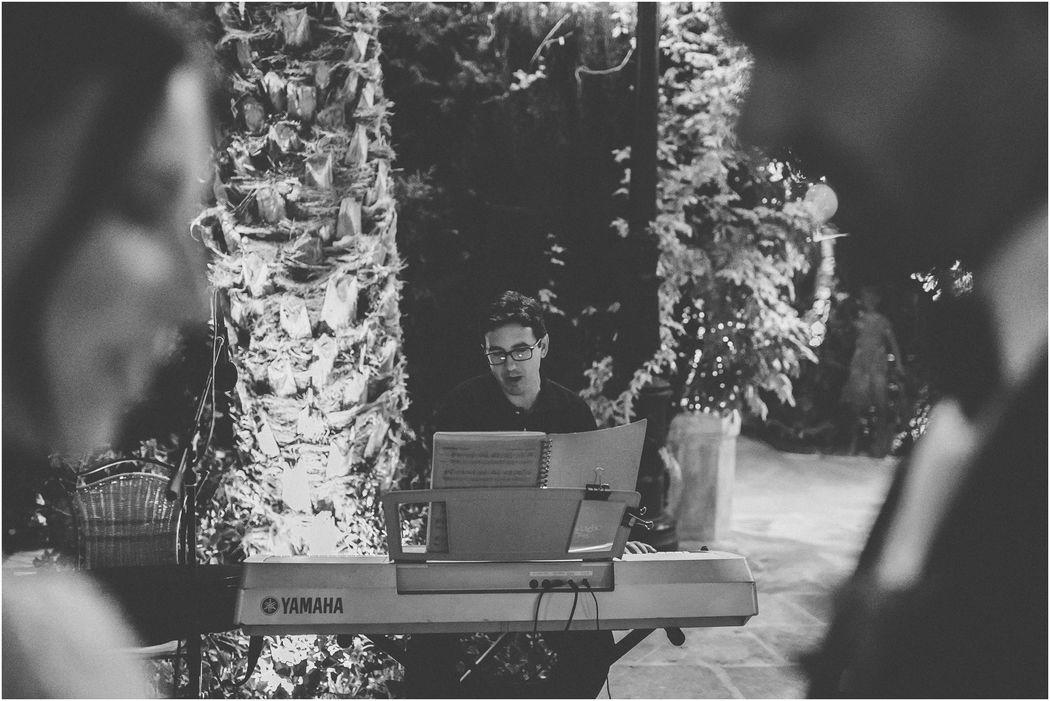 Pianista para ceremonias