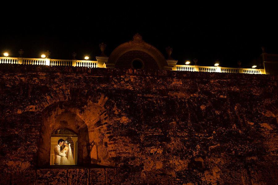 Boda Destino Cartagena de Indias - Colombia