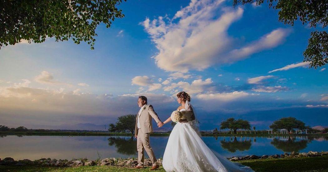 Lago Novios paisajes