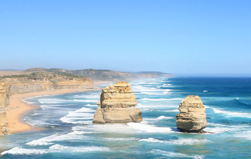 Australia  - Great Ocean Road -