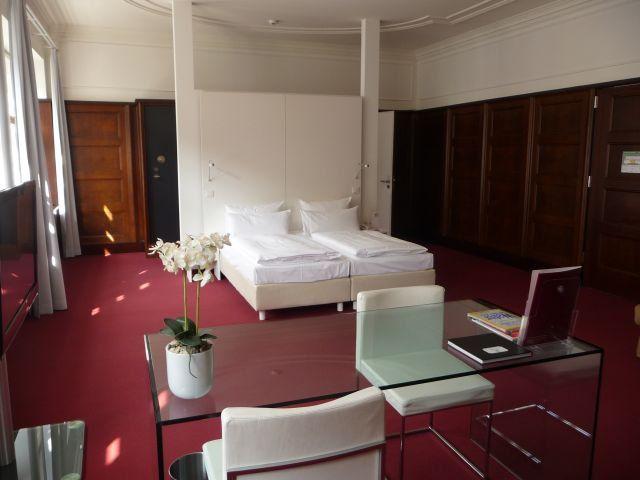 Beispiel: Hotelzimmer, Foto: Ellington Hotel.
