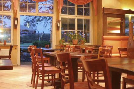 Beispiel: Restaurant, Foto: Kaffee Rosengarten.