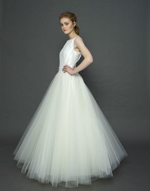 Beispiel: Brautmode, Foto: Hello Couture.