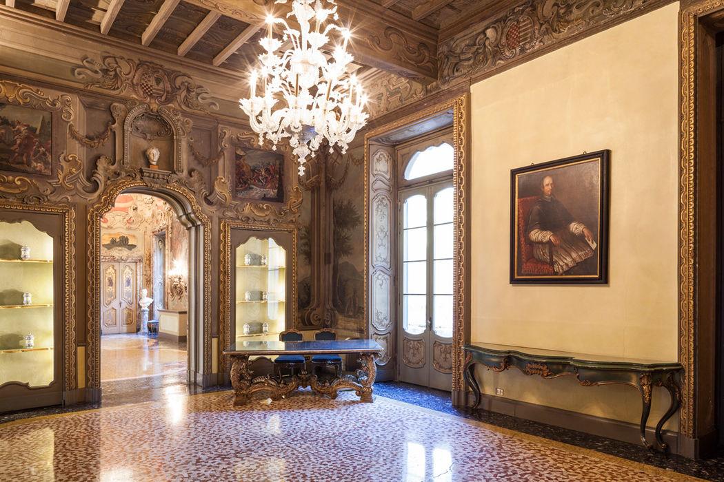 Sala Hall - Palazzo Visconti Milano