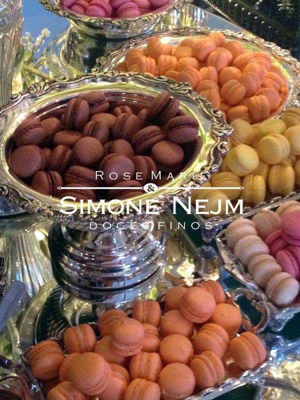 Rose Marie e Simone Nejm Doces Finos