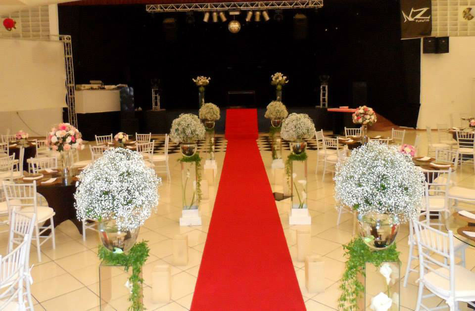 Buffet NZ Eventos