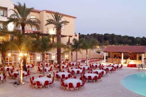 Banquete en zona de Pisicna
