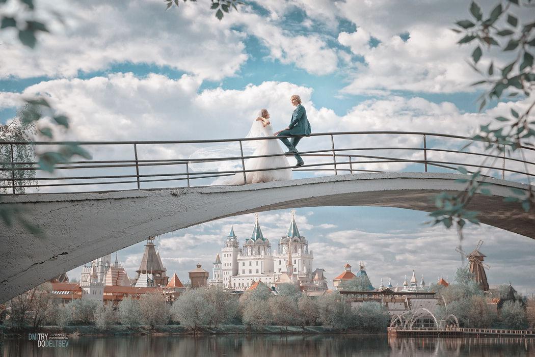 Измайлово. Кремль. Мост...