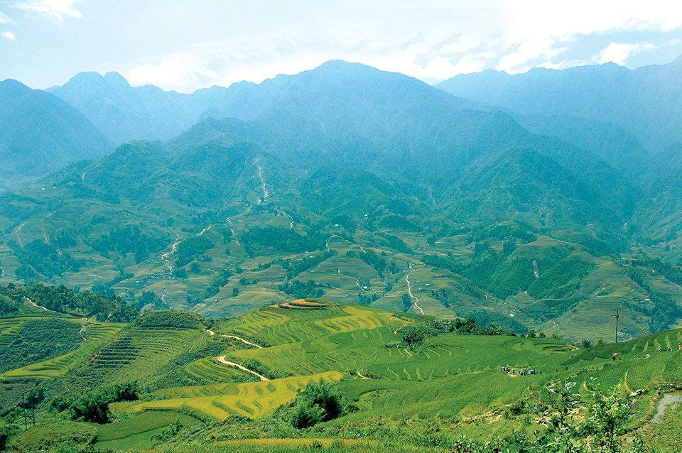 Beispiel: Traumhafte Landschaften, Foto: Enchanting Travels.