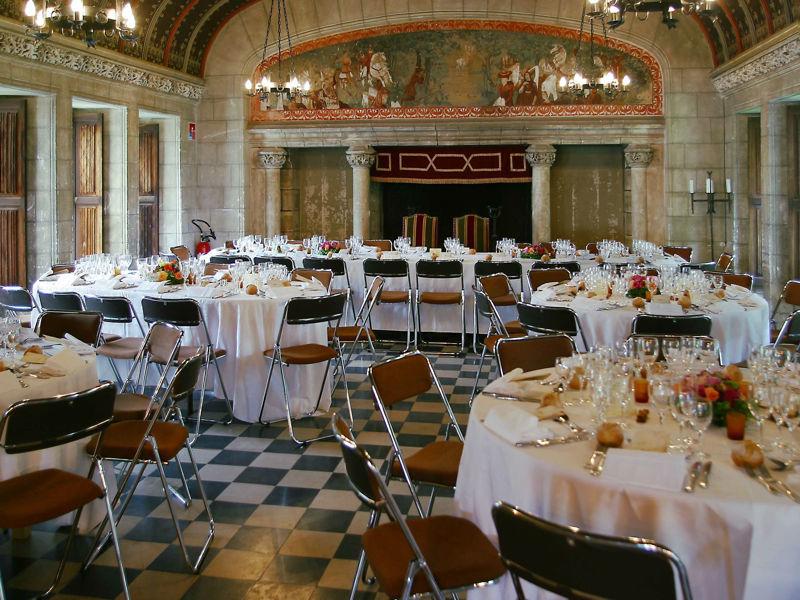 Manoir du Val Denis - Salle Renaissance