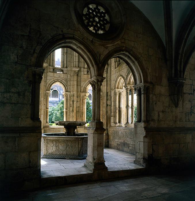 Foto: Mosteiro de Alcobaça